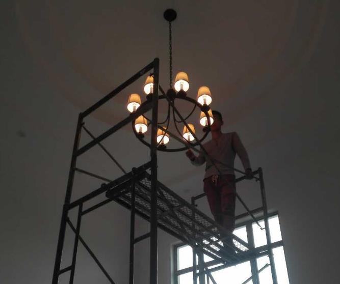 南京灯具安装公司