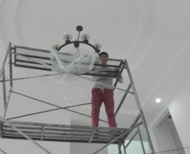 南京灯具安装